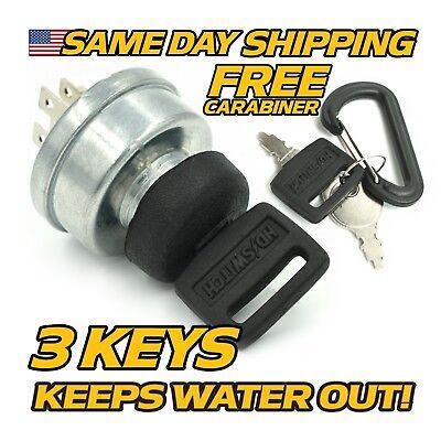 Cub Cadet Ignition Key Switch 1002 1030 1102 1208 1238 1340 1440 1535 1541 1641