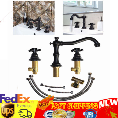widespread bathtub faucet 2 handle bathroom sink