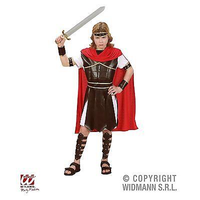 Römer Kostüm Gladiator Hercules für Kinder Größe 140 M Fasching Karneval (Hercules Kostüm)