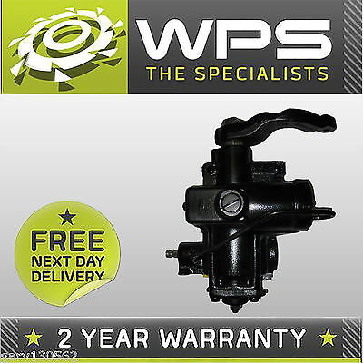 LAND ROVER DISCOVERY TD5 STEERING BOX 1999-2004 +DROP ARM+ 2YEAR WARRANTY