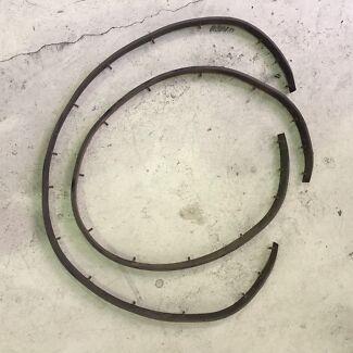 Torana bumper rubbers