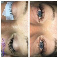 Eyelash Extensions! MOBILE AVAILABLE