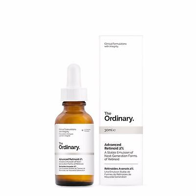 The Ordinary Advanced Retinoid 2% A stable emulsion of next generation NEW