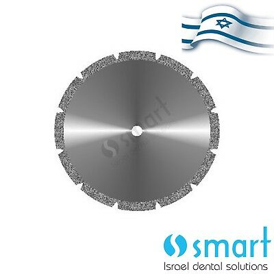 Dental Lab Diamond Plaster Cutting Disc Israel Made 45 X 0.35 Stone Die 3