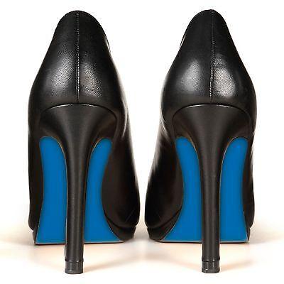 Sole-Glo DIY Cobalt Craze Blue Shoe Bottom High Heel Customization Enhancer Kit (Cobalt Blue High Heels)