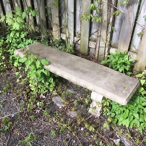 FREE backyard bench