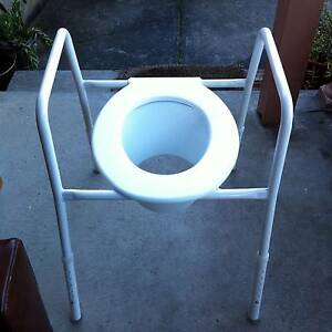 Over Toilet Seat Frame Doncaster Manningham Area Preview