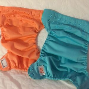Flip one size diaper covers and newborn inserts Kitchener / Waterloo Kitchener Area image 2