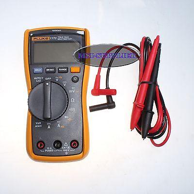 Fluke Digital Multimeter 117c Voltalert Backlight Fluke117