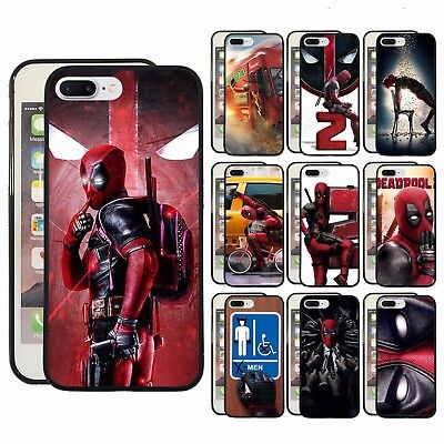 Deadpool Phone Case Cover fit For Iphone 11 Pro Max SE XR XsMax 6s 7+ 8+ 5s
