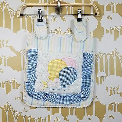 Baby Stroller Crib Handle Dipper Bag Mulling Square Kids Austin Texas Embroidery