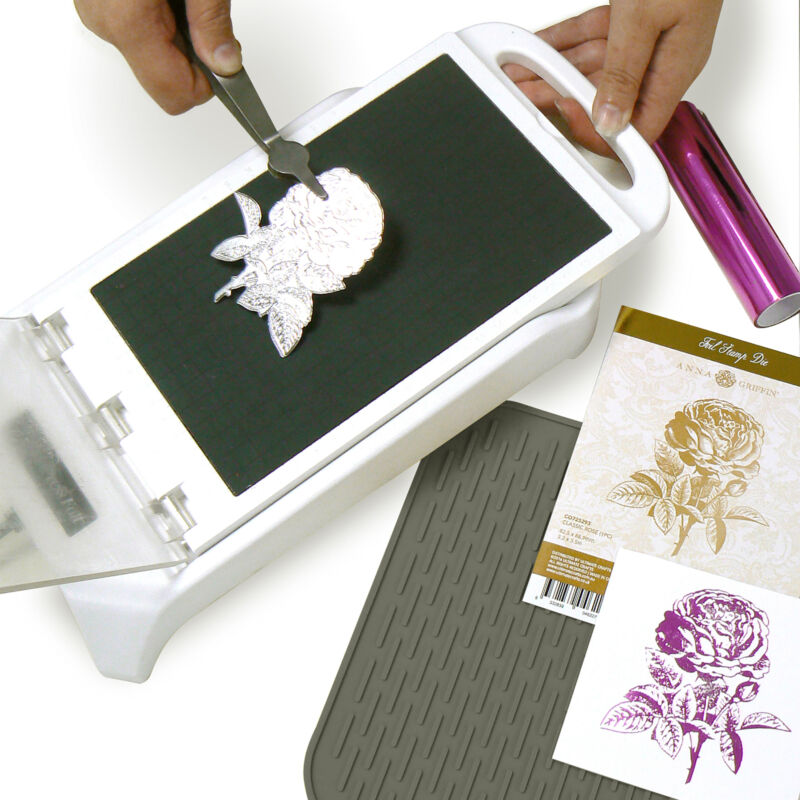 Couture Creations GoPress & Foil Machine US Version-