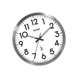 Sharp 14 Atomic Wall Clock