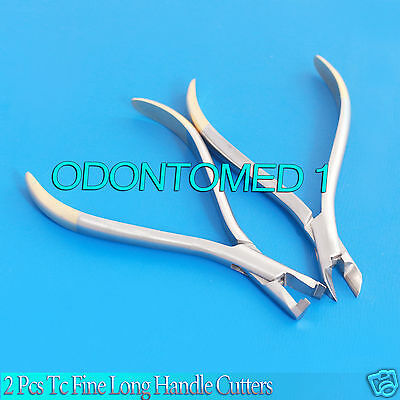 Fine Dental Tc Distal End Wire Cutter Plier Orthodontic Instrument