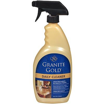Granite Gold Daily Cleaner Spray Granite Marble Travertine Quartz Stone Gg0032