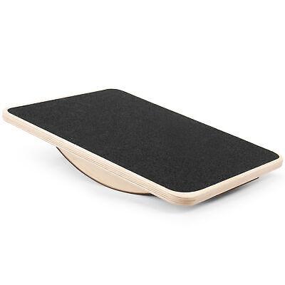 Rocker Wooden Balance Board - Black