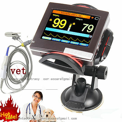 Vet Touch Pulse Oximeterpatient Monitorvet Probespo2 Probeveterinaryanimal