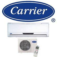NEW Carrier 8.0 KW Cool 9.0 KW H 42QFH080 Inverter Split System. Caboolture Caboolture Area Preview
