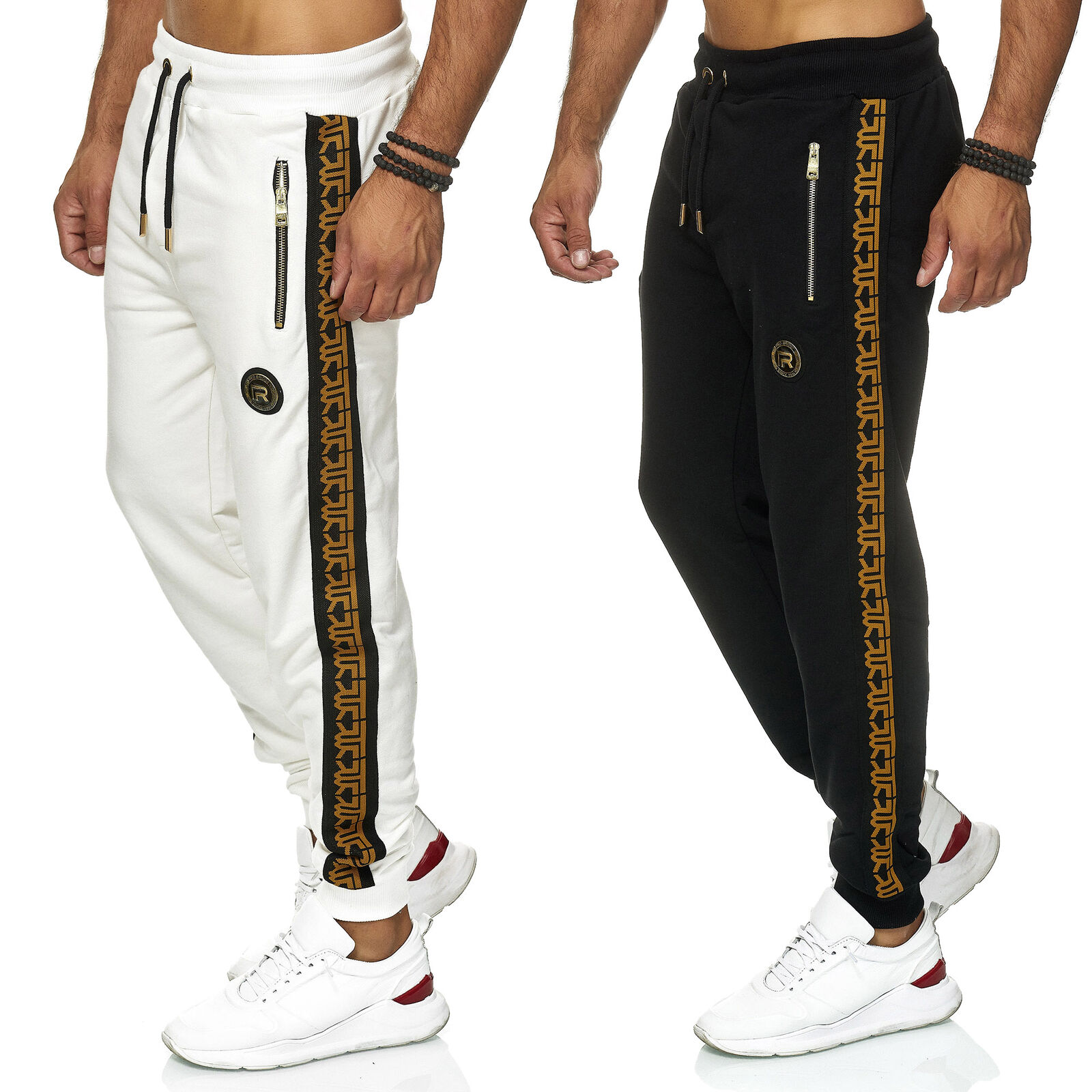 Tommy Hilfiger Herren Basic Embroidered Sweatpants Sporthose