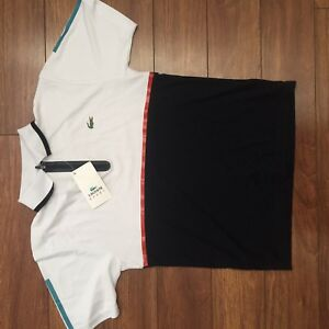 polo lacoste taille small