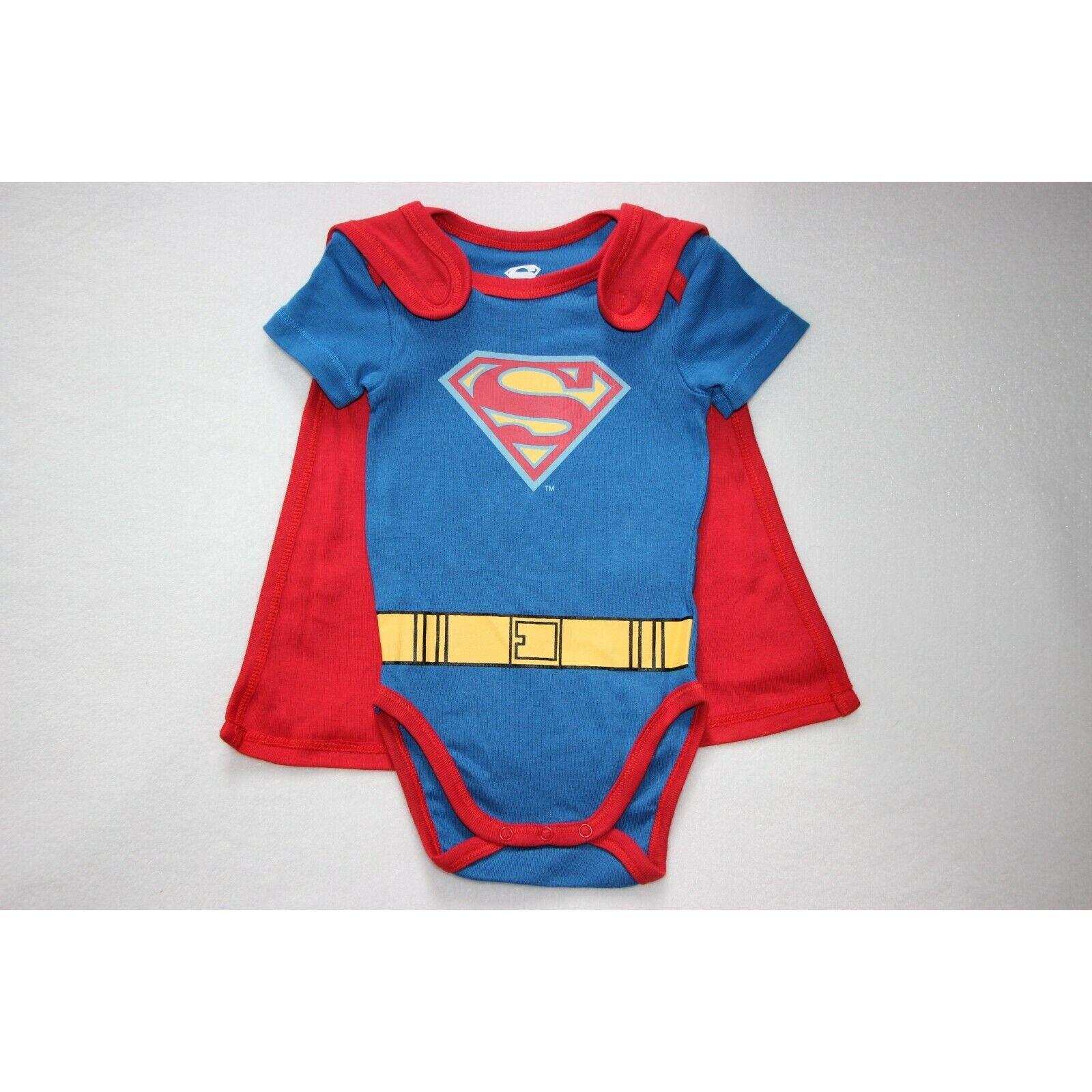 Body SUPERMAN avec cape