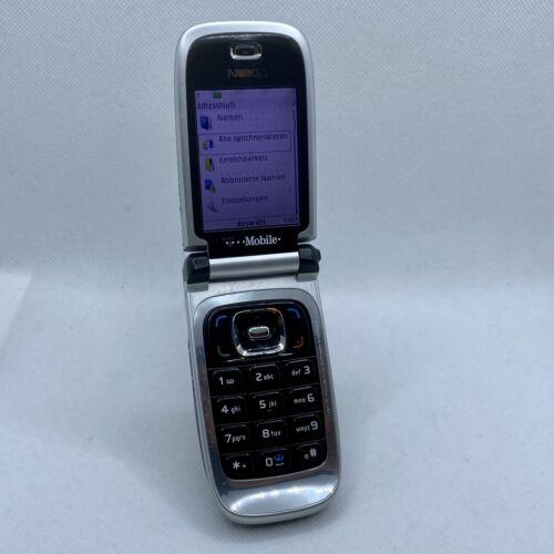 Nokia 6131 / Klapphandy / schwarz / T-Mobile / KLASSIKER