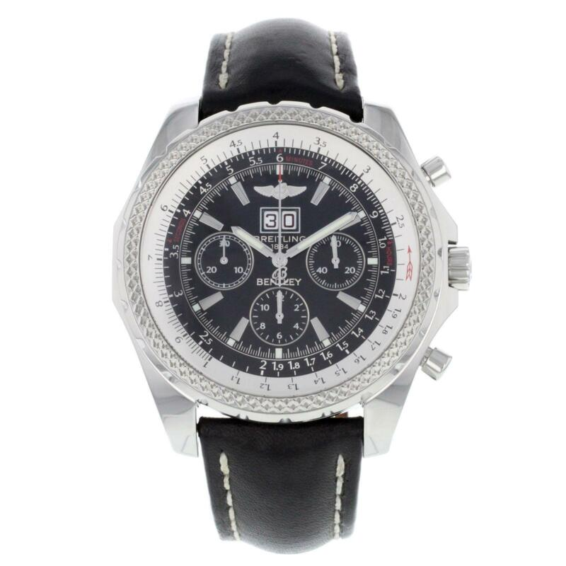 Breitling Bentley Gt Wristwatches: Breitling Bentley: Wristwatches
