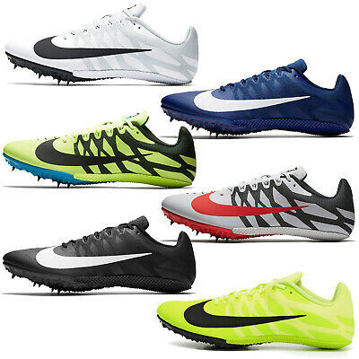 Mens Field Spikes - New Nike Zoom Rival S 9 Mens Track & Field Spikes Sprint Racing Shoes