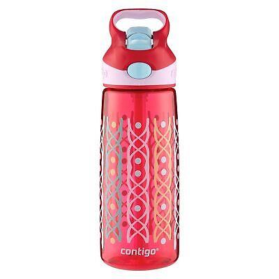 Contigo 20 oz. Kid's Striker Autospout Water Bottle - Ruby D
