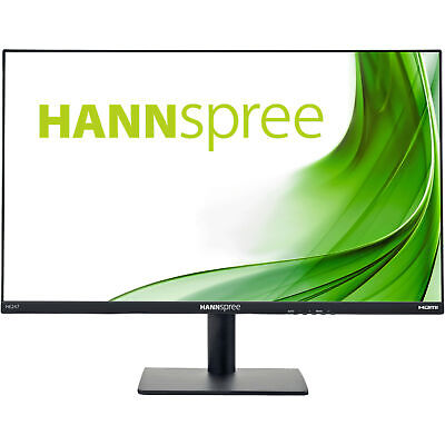HANNspree HE247HPB, LED-Monitor, 60,5 cm (23,8 ), schwarz