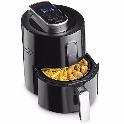 VonShef Digital Air Fryer Cooker Oven Low Fat Healthy Fat Free Food Frying 3.5L
