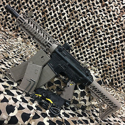 NEW Tippmann TMC Tactical Mag-fed/Hopper-fed Paintball Gun