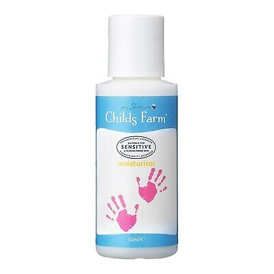 Childs Farm Baby Moisturiser Grapefruit Tea Tree 50ml For Sensitive Skin/Eczema