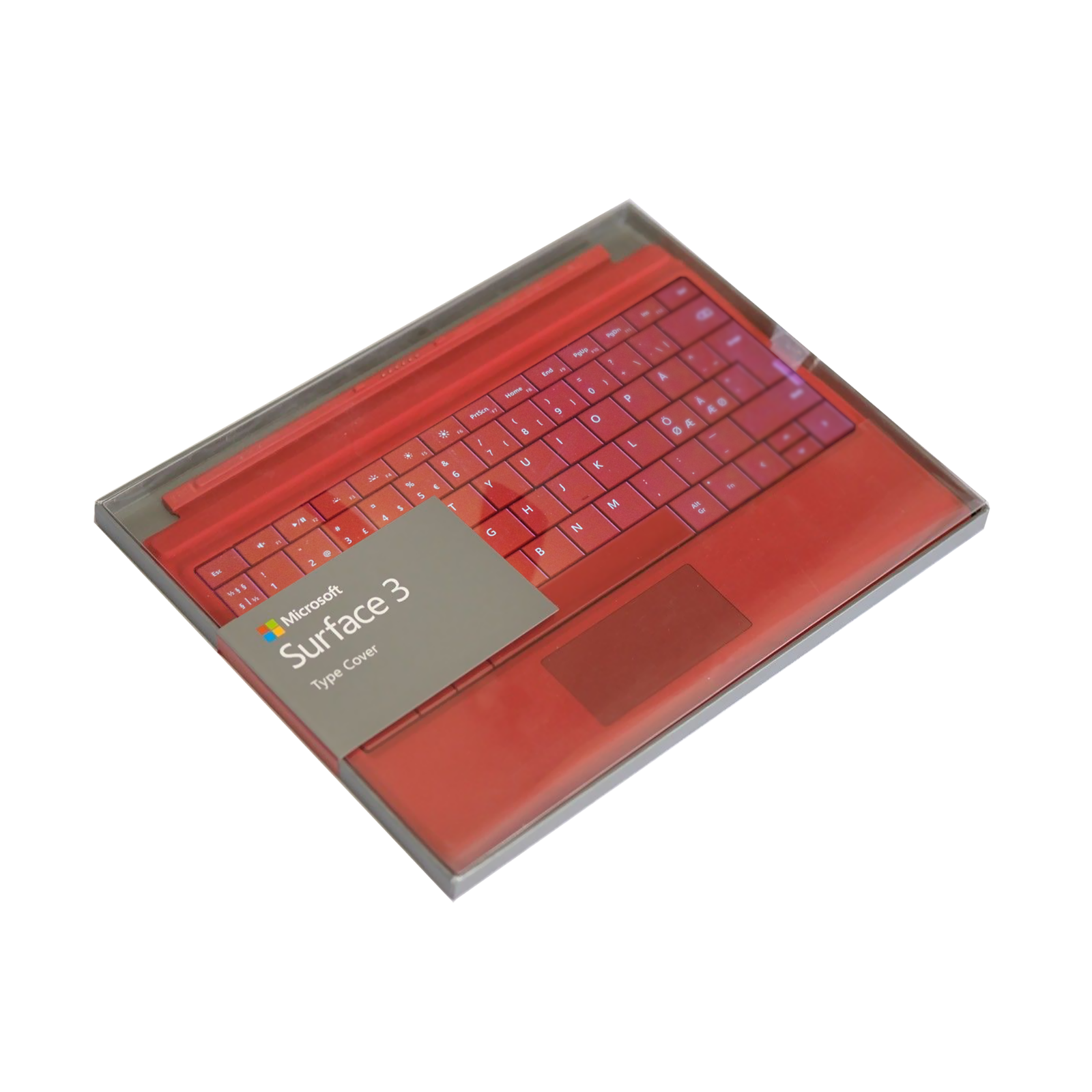 Microsoft Surface 3 Type Cover