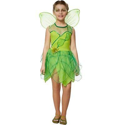 fee Waldprinzessin Fee Elfe Märchenkleid Karneval Fasching (Elf Kostüm Mädchen)