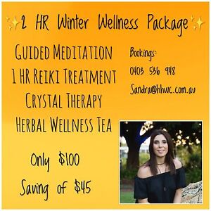 Reiki Healing / Crystal Therapy / Wellness Package North Perth Vincent Area Preview
