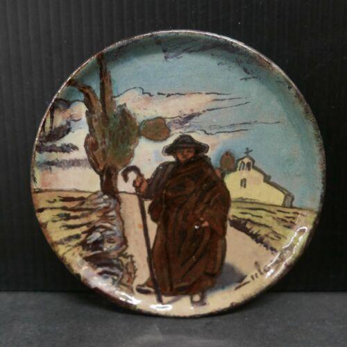Daniel Zuloaga Antique Miniature Dish Spain