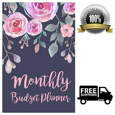 Monthly Expense Finance Budget Planner Monthly Weekly Daily Bill Organizer