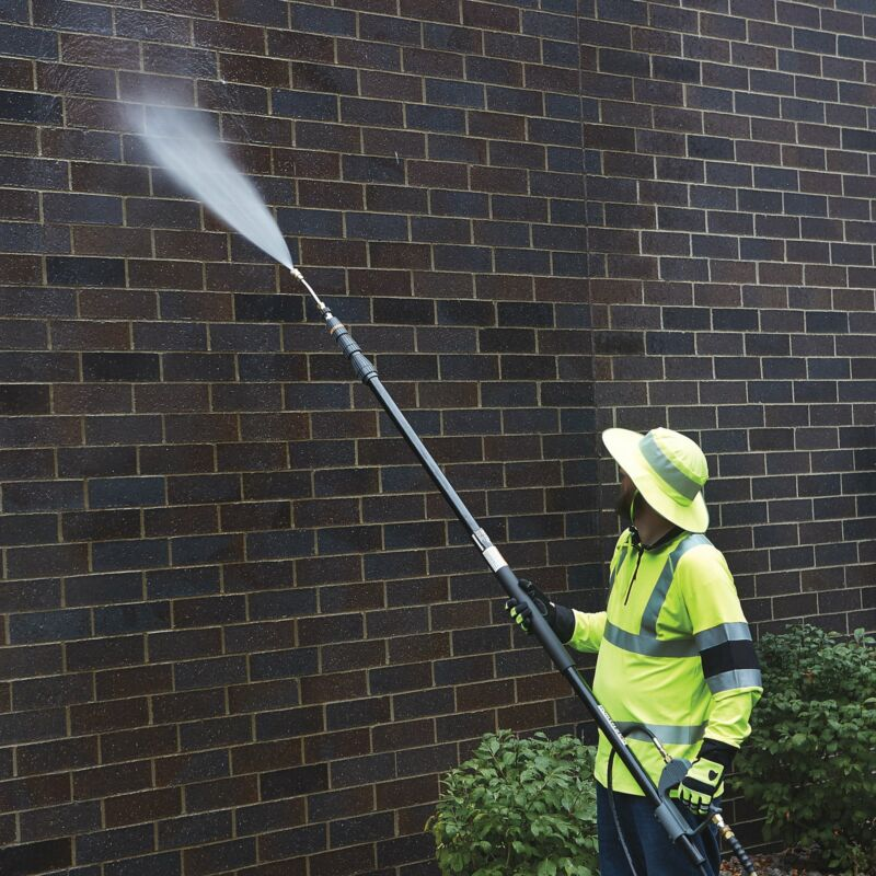 NorthStar Telescoping Pressure Washer Wand - 4000 PSI, 10.5 GPM, 6-24ft.L,