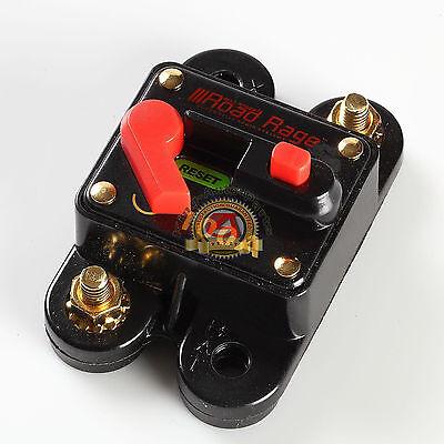 12v Car Auto Boat Audio Fuse High Power 100 Amp Manual Reset Circuit - High Amp Circuit Breaker Car