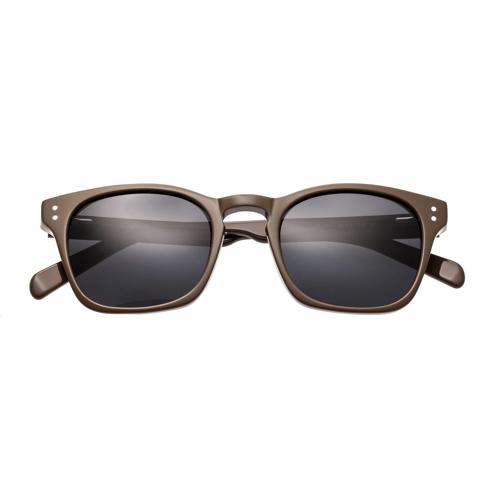 83a8c85d42 Details about Simplify Bennett Unisex Polarized Brown Black Sunglasses  106-BN