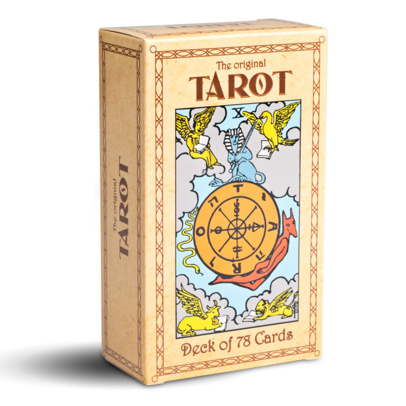 The Original Tarot Deck