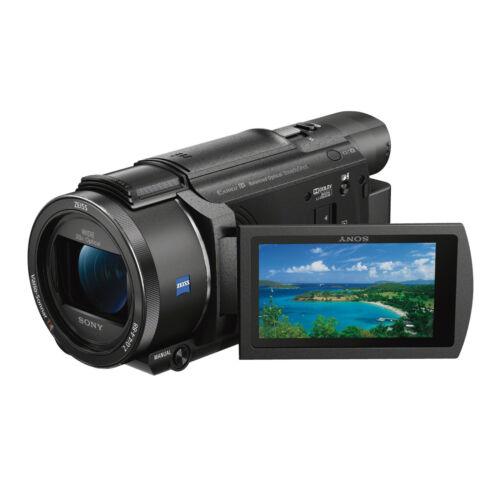 Sony Handycam FDR-AX53 Digital Camcorder - 3 - Touchscreen L