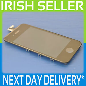 IPHONE-4S-BLACK-LCD-TOUCH-SCREEN-DISPLAY-DIGITIZER-GLASS-ASSEMBLY-WITH-FRAME