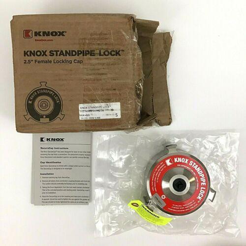 """Knox 4011 Standpipe Lock 2.5"""" Female Locking Cap"""
