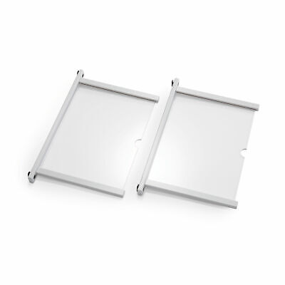 2-sign Add-on For Free-standing Document Display 8.625w X 11h Each 2 Pk