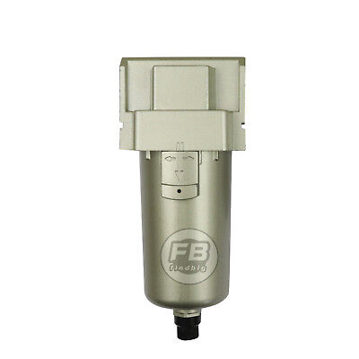 New 14 Compressed Air In Line Moisture Water Filter Trap Air Compressor
