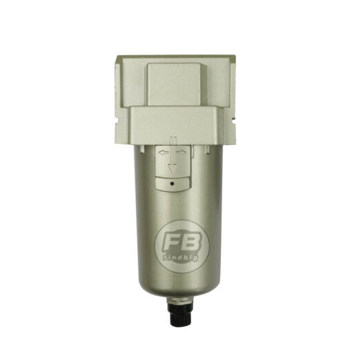 """New 1/4"""" Compressed Air In Line Moisture & Water Filter Trap Air Compressor"""
