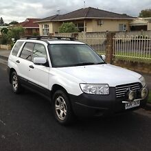 2006 Subaru Forester X Luxury Wagon Mount Gambier Grant Area Preview