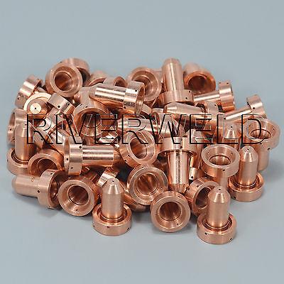 9-8208 Plasma Tip 40amp Fit Thermal Dynamics Sl60sl100 Plasma Cutter Torch30pk